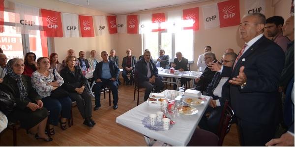 CHP İl Örgütü Başiskele Örgütünün Cumhuriyet programında