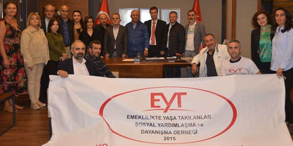 CHP Kocaeli örgütleri EYT Büyük Kurultayına katılacak