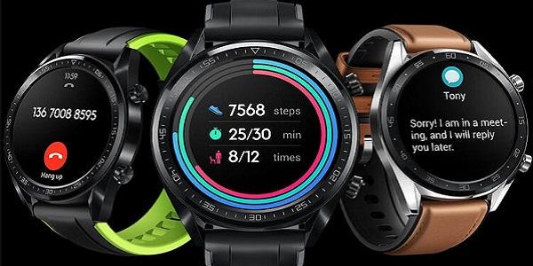 Huawei Watch GT 2 Türkiye'de satışta