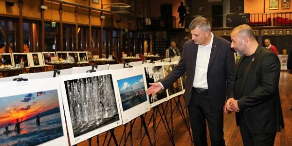 Sezer Gölcük Fotoğrafçıları Yarışmasında ödülleri verdi