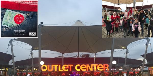 Outlet Center İzmit'te Yılbaşı Eğlencesi ve Alışveriş
