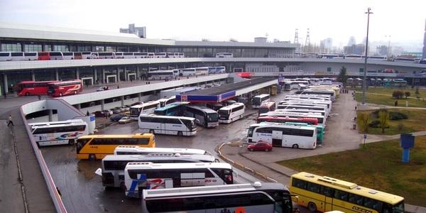 351 otobüs şehirlerarası trafikten men edildi