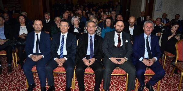 Gebze Gazeteciler Cemiyeti Ödül 2019'un onurunu yaşadı