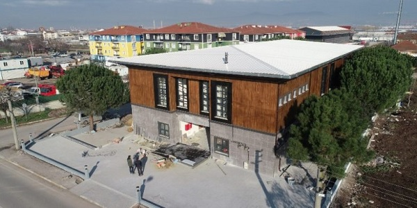 Yazlık Kültür Merkezi açılışında son aşamaya gelindi