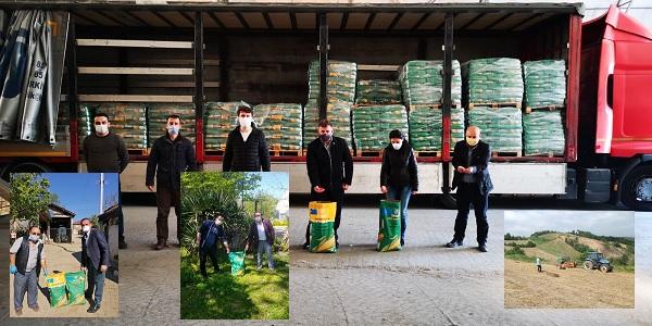 Büyükşehir'den çiftçilere yüzde 50 hibeli tohum desteği