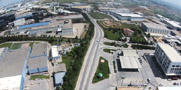Kocaeli Organize Sanayi Bölgeleri1