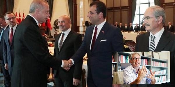 Yetkin Erdoğan belediyelere neden taktı biliyor musunuz