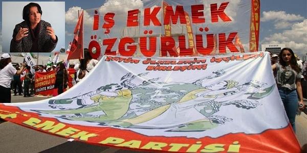 Erkan 'İşçilerin sağlığını riske atmaya kimsenin hakkı yok'