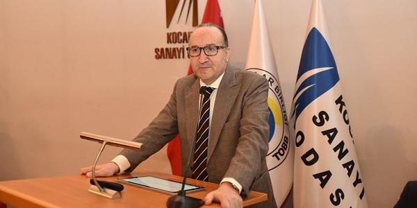 Büyüme oranını KSO Başkanı Zeytinoğlu değerlendirdi