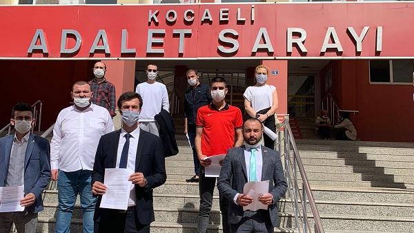Ölüm tehditleri yağdıran Noyan hakkında CHP'li gençlerden suç duyurusu