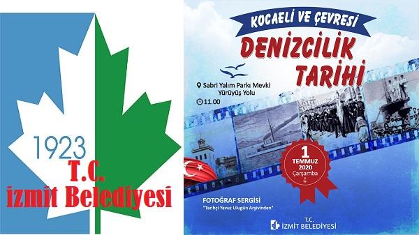 İzmit Belediyesinden fotoğraf sergisiyle Kabotaj Bayramı kutlaması