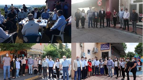 CHP Kocaeli örgütünden Körfez çıkarması