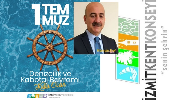 Erol '1 Temmuz 1926 Türk denizciliğinin dönüm noktası'