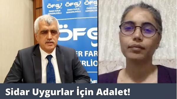Photo of Gergerlioğlu: 'Emine Örnek cezaevinde sütünü sağıyor lavaboya döküyor'