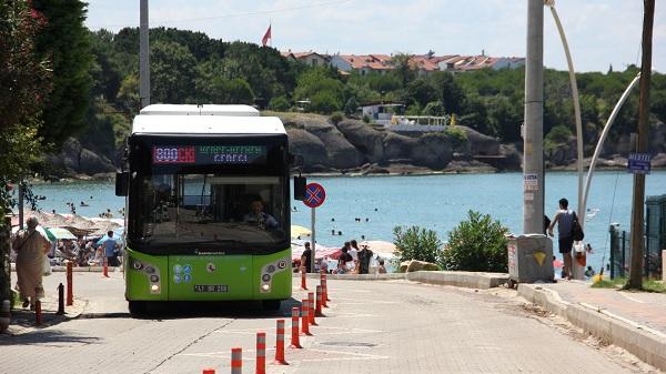 4 Temmuzda Mavi Bayraklı sahillere aktarmasız ulaşım başlıyor