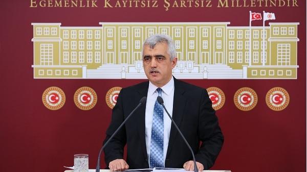 Gergerlioğlu 'milletin Meclisinin kapısına polis devleti kurulmuş'