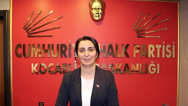 """Kaya """"Genel Başkanımız Fatma Köse'yi destekleyeceğiz"""""""