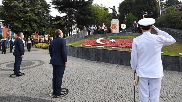 """Photo of Yavuz: """"Büyük Milletlerin Büyük Zaferleri Olur"""""""