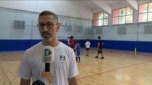 A Takım Yardımcı Antrenörü Murat Tuna