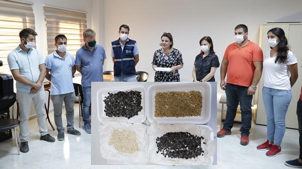 Ata tohumları gelecek nesillere İzmit Belediyesi ile aktarılacak