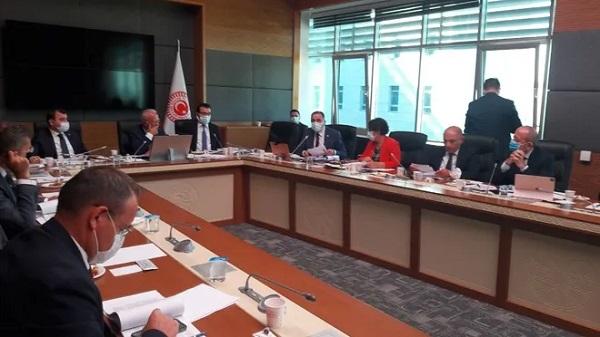 Photo of Çevre örgütleri komisyon toplantısından zorla çıkarıldı