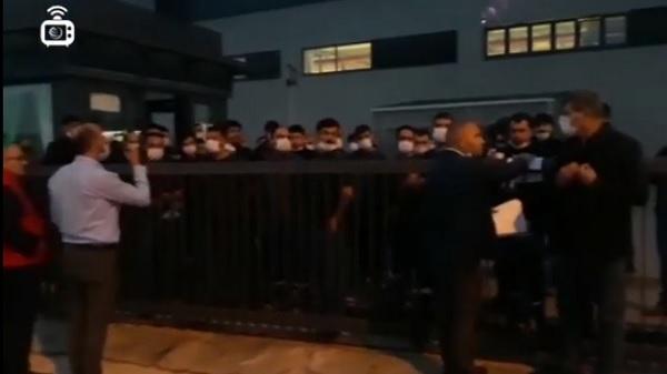 Photo of Dilovası Systemair HSK fabrikasında işçiler ücretsiz izne zorlanıyor