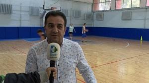 İzmit Belediyesi Spor İşleri Müdürü Mithat Ağa