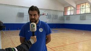 İzmit Belediyespor Kadın Basketbol Takımı Başantrenörü Hasan Fırat Okul