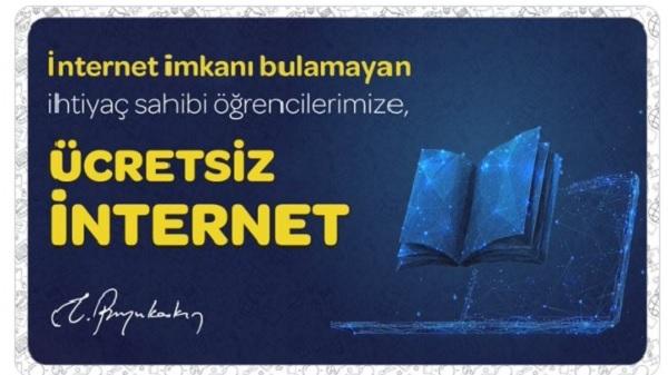 Photo of Kocaeli Büyükşehir üniversite öğrencilerine ücretsiz internet sağlıyor