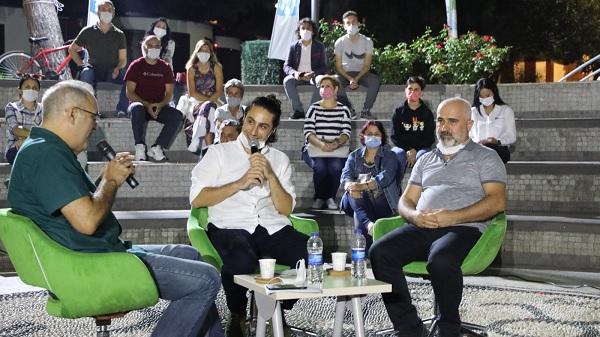 Levent Kırca'yı anma etkinliğinde İzmitliler buluştu