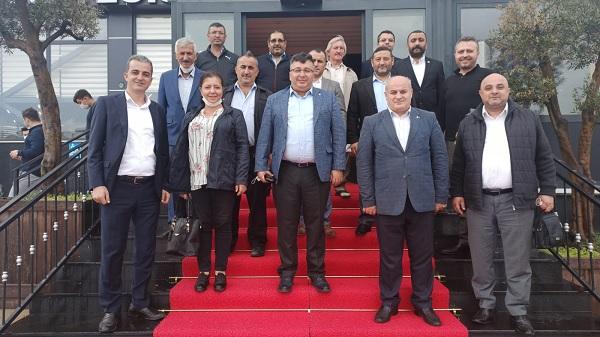 """Photo of Soyluçiçek:""""Muhtarlarımız Kamu Yönetim Zincirinin İlk Halkasıdır"""""""