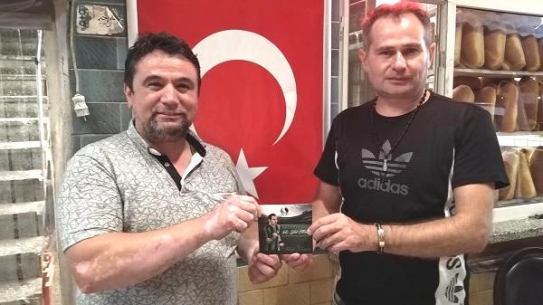 Photo of Akif Yener'den eskimeyen dostu Fahri Kuş'a ziyaret