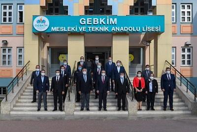 GEBKİM Mesleki ve Teknolojik Anadolu Lisesi