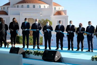 GEBKIM OSB Toplu Temel Atma ve Açılış Töreni