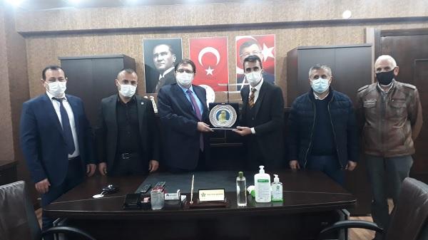 Photo of Gelecek Partisi Kocaeli İl Teşkilatı Vanlıları ağırladı