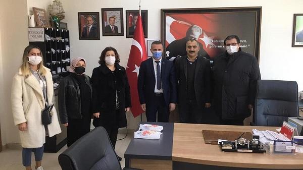 Gelecek Partisi Kocaeli'den Körfez köylerine ziyaret