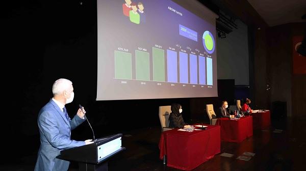 Photo of İSU'nun 2020 yılı 2'nci Olağan Genel Kurulu yapıldı