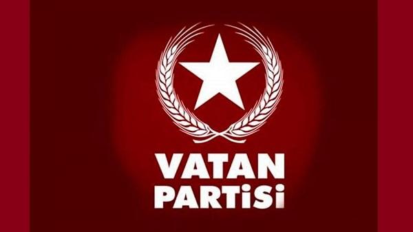 """Photo of """"Tam Bağımsız Türkiye'nin öncü yapıcısı Vatan Partisi'dir"""""""