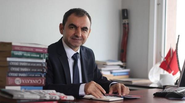 EMEP Genel Başkanı Ercüment Akdeniz bugün Gebze'de