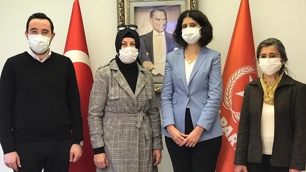 Photo of ANAP Kadın Kolları Genel Başkanı Gürkan Vatan Partisi'ne katıldı