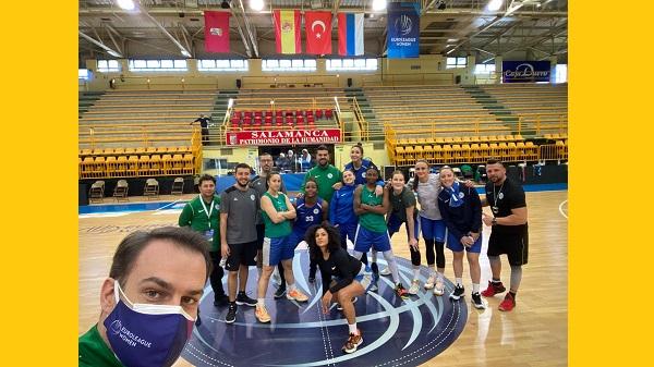 Photo of İzmit Belediyespor Avrupa'da Türk Bayrağı'nı dalgalandırıyor