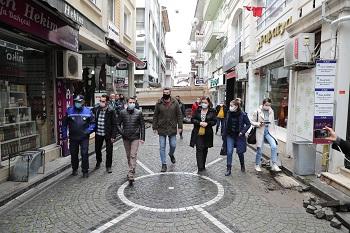 feridun özbay sokağının şimdiki hali