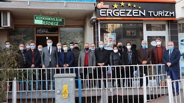 CHP Karamürsel'de halkın talep ve sorunlarını dinledi