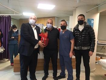 Özel Kocaeli Hastanesi'nden Op. Dr. Eşref Ayhan Arpacı