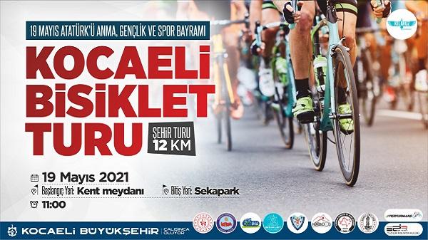 Kocaeli 19 Mayıs bisiklet turu