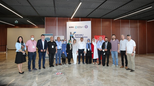 Kocaeli'deki tüm aktörler Turizm Şurası'ndan umutlu