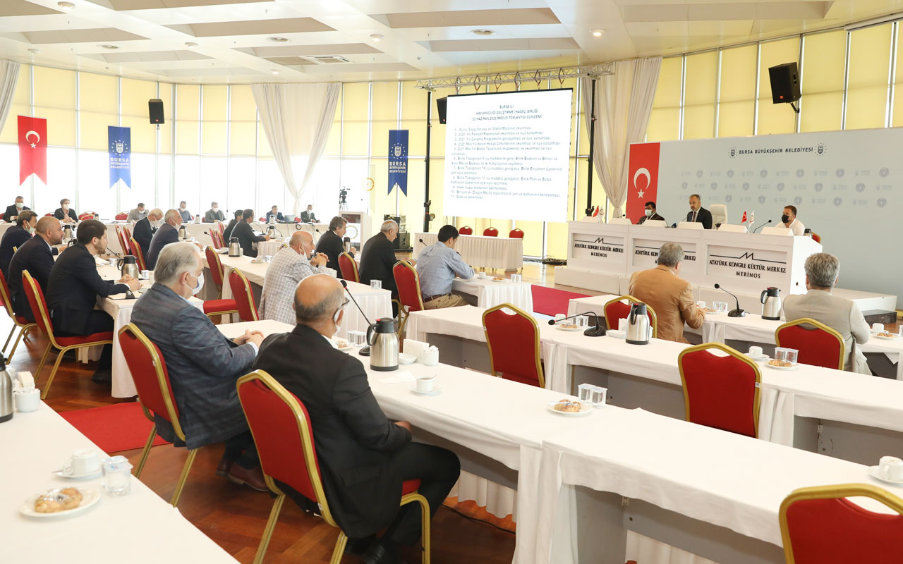 Bursa'da tarım ve hayvancılığa destek sürecek