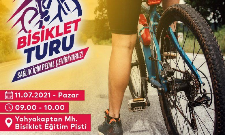 İzmit Belediyesi'nden bisiklet turu daveti