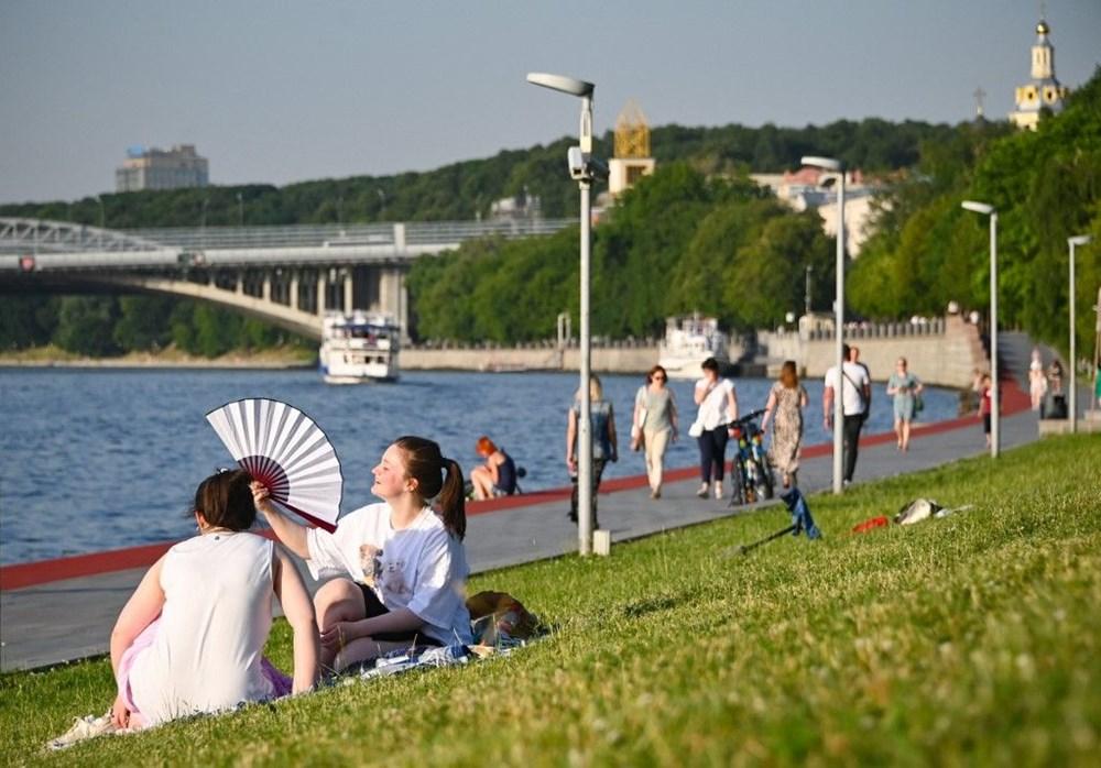 Moskova'da son 120 yılın sıcaklık rekoru!
