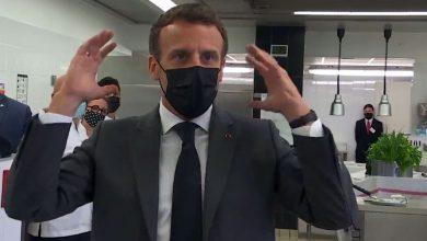 Macron çağrı yaptı Fransa kilitlendi!